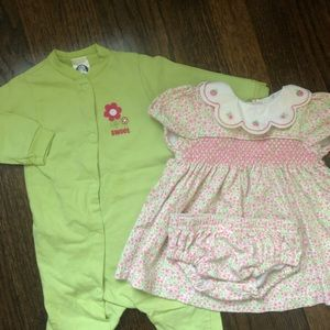 Adorable clothes for your baby girl!